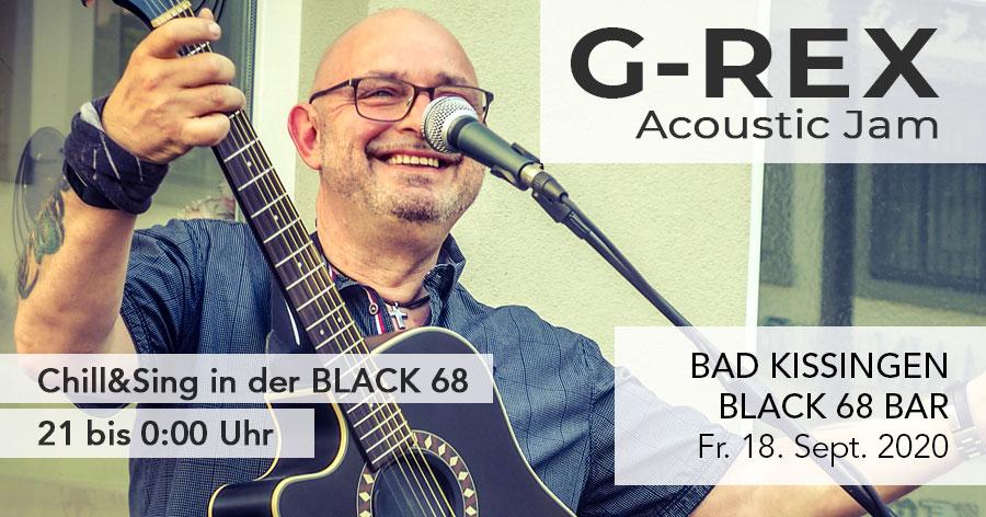 G-REX Acoustic Jam