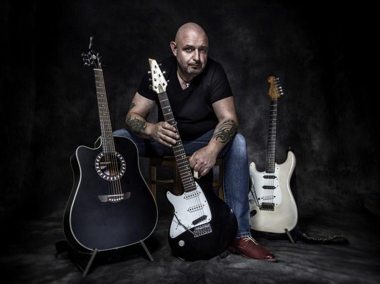 Georg Pavicic G-REX Live Musiker buchen Neustadt
